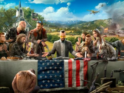 Системные требования игры Far Cry 5