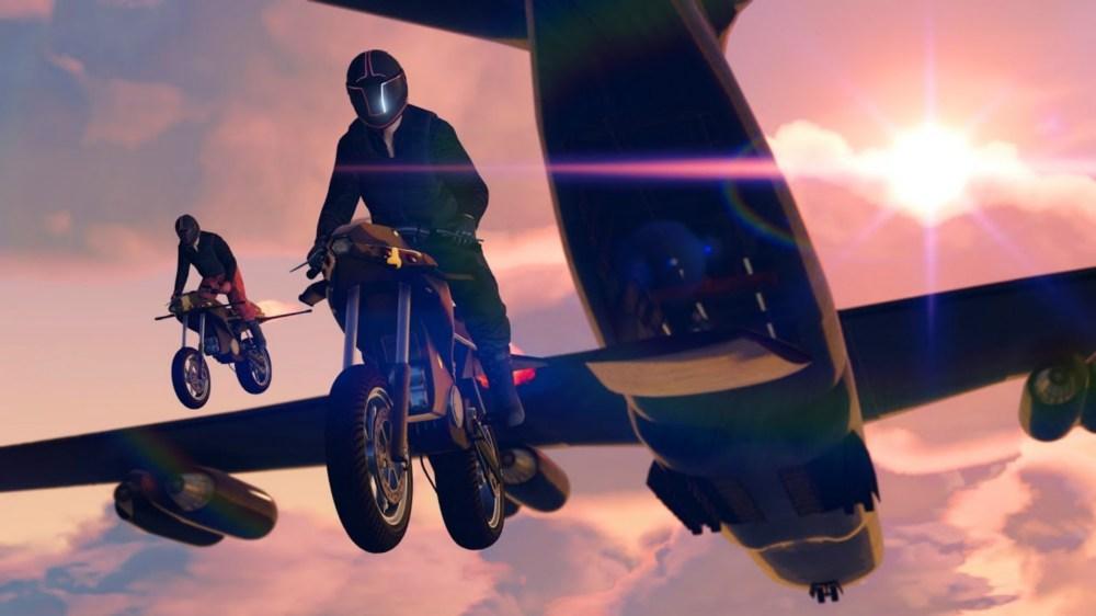 Проблемы с Grand Theft Auto Online