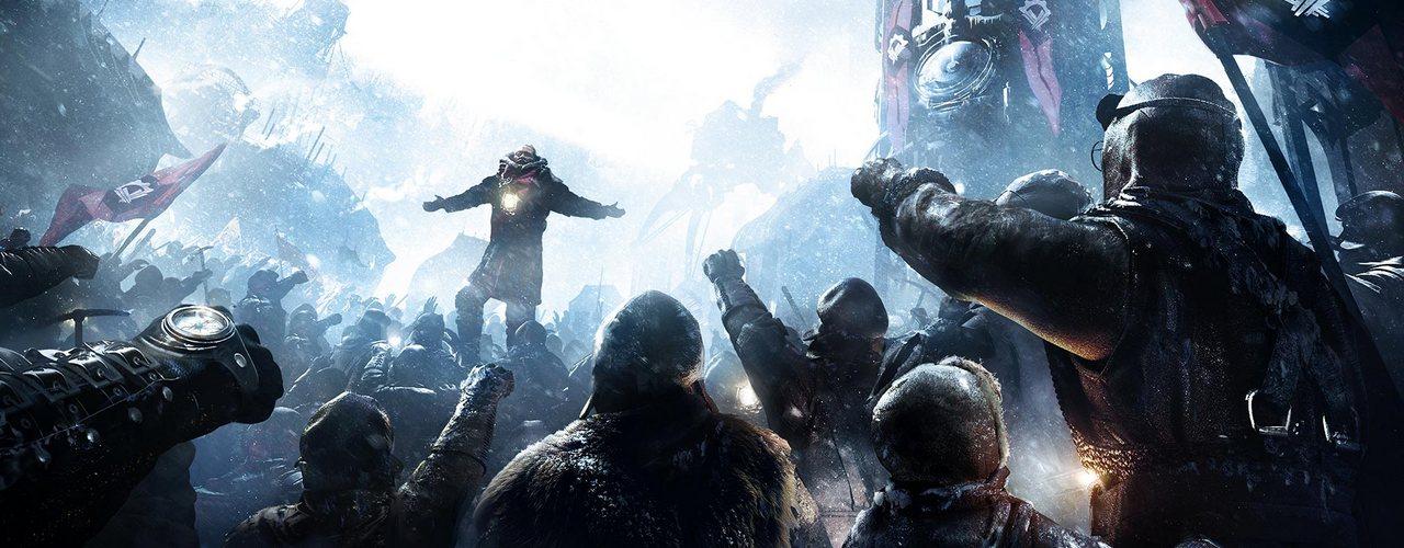 Проблемы с игрой Frostpunk