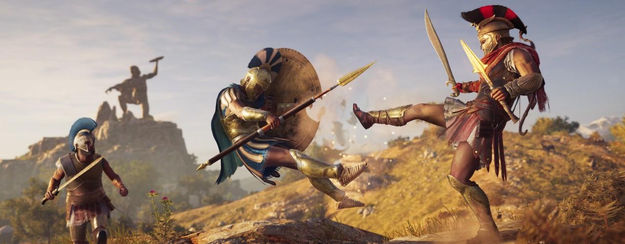 Системные требования игры Assassin's Creed Odyssey