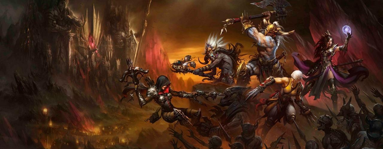 Системные требования игры Diablo 3