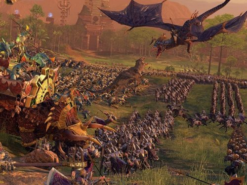 Проблемы с Total War: WARHAMMER II