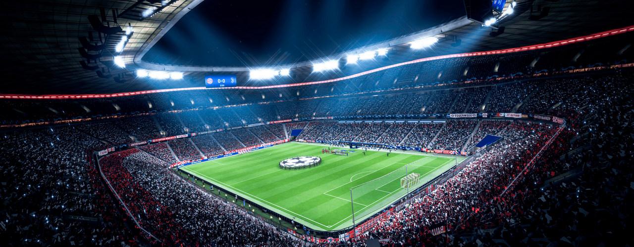 Системные требования игры FIFA 2019