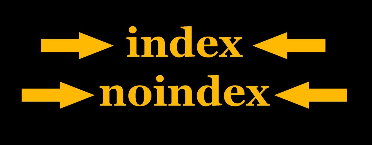 Частые переключения index/noindex вредят
