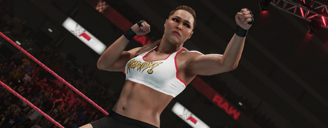 Системные требования игры WWE 2K19