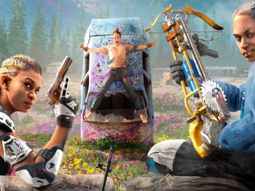 Проблемы с игрой Far Cry New Dawn