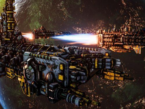Системные требования Battlefleet Gothic: Armada 2