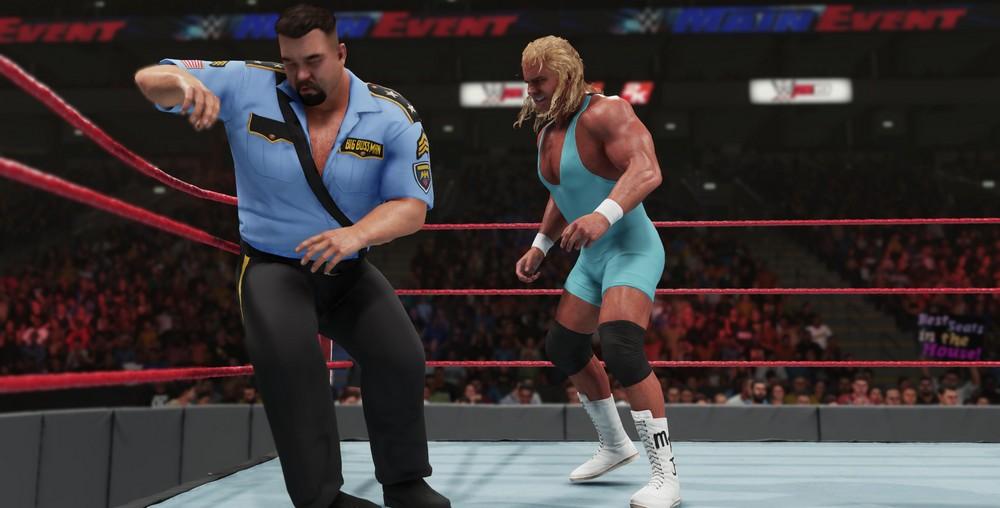 WWE 2K19 не запускается