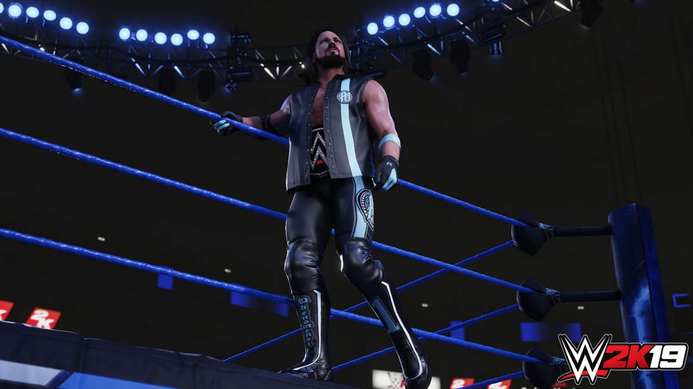WWE 2K19 вылетает