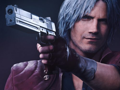 Проблемы с игрой Devil May Cry 5