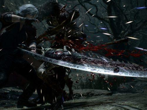 Системные требования игры Devil May Cry 5