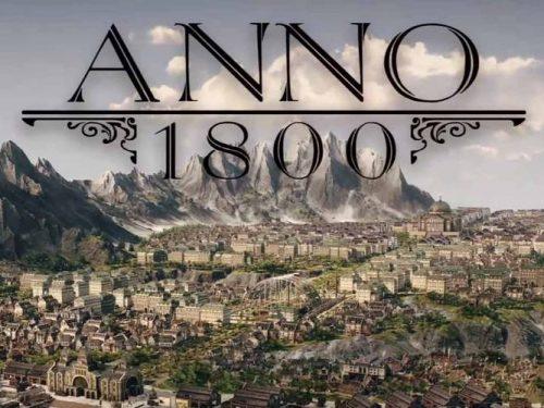 Системные требования игры Anno 1800