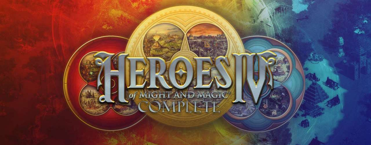 Вылетает Heroes of Might and Magic IV