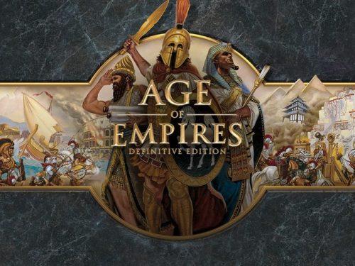 Системные требования игры Age of Empires: Definitive Edition