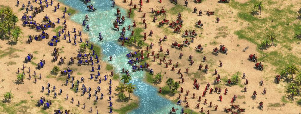 Проблемы с игрой Age of Empires: Definitive Edition