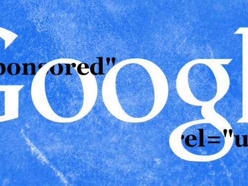 """rel=""""sponsored"""" и rel=""""ugc"""": новые атрибуты ссылок для Google"""