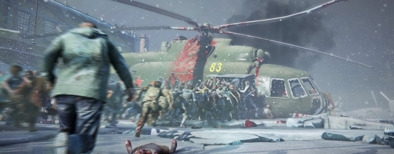 Проблемы с игрой World War Z