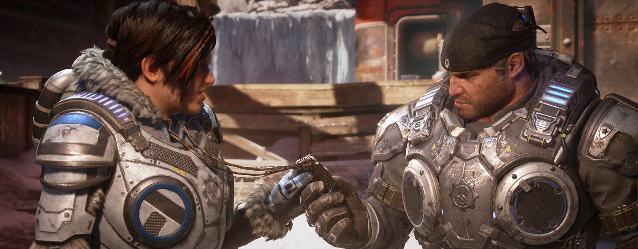 Системные требования игры Gears 5
