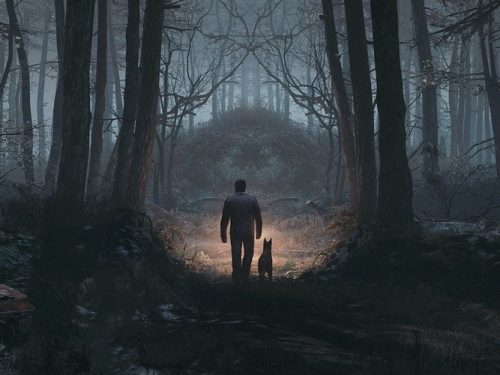 Проблемы с игрой Blair Witch