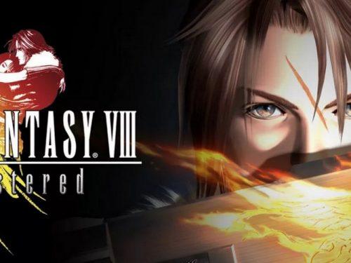 Системные требования игры FINAL FANTASY VIII - Remastered