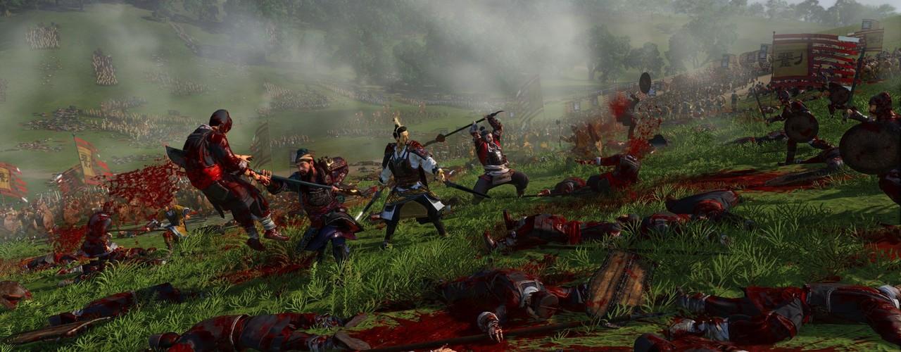 Системные требования игры Total War: THREE KINGDOMS