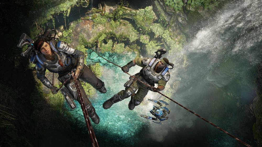 Проблемы с игрой Gears 5