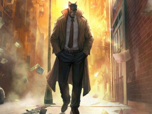 Системные требования Blacksad: Under the Skin