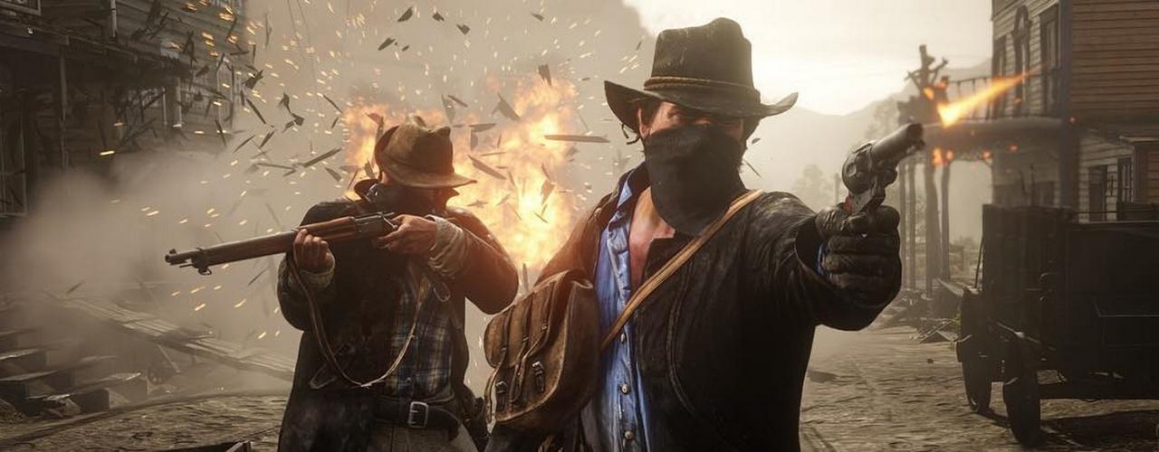 Системные требования игры Red Dead Redemption 2