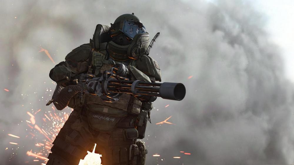 Проблемы с Call of Duty: Modern Warfare (2019)