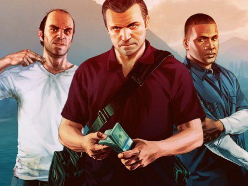 Проблемы с игрой GTA 5