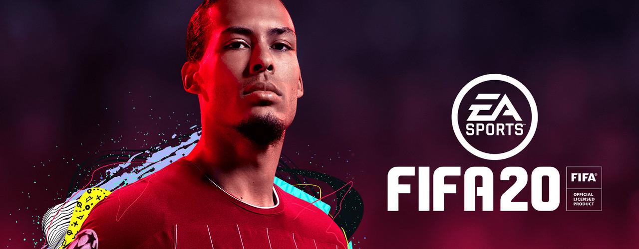 Проблемы с игрой FIFA 20