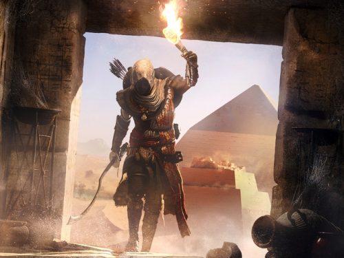 Проблемы с игрой Assassin's Creed Origins