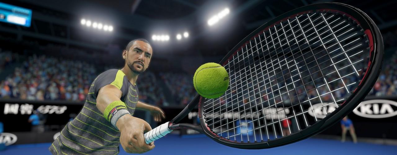 Проблемы с игрой AO Tennis 2