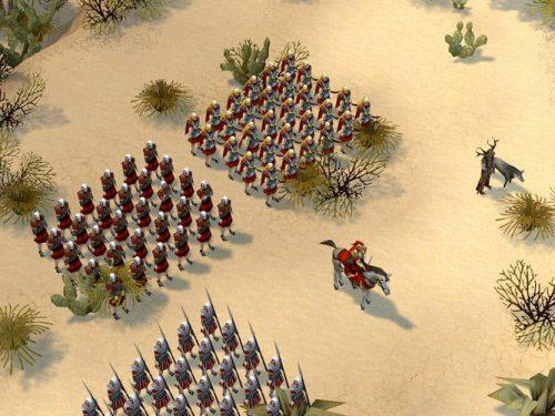Системные требования Praetorians - HD Remaster