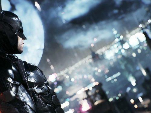 Проблемы с игрой Batman: Arkham Knight