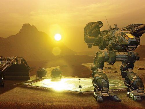Системные требования игры MechWarrior 5
