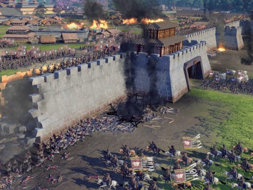 Проблемы с Total War: THREE KINGDOMS