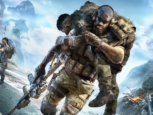 Проблемы с игрой Ghost Recon Breakpoint