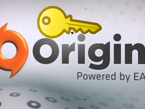 Как активировать ключ игры в Origin