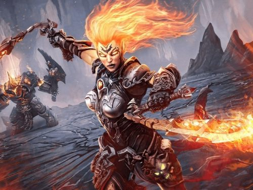 Проблемы с игрой Darksiders 3