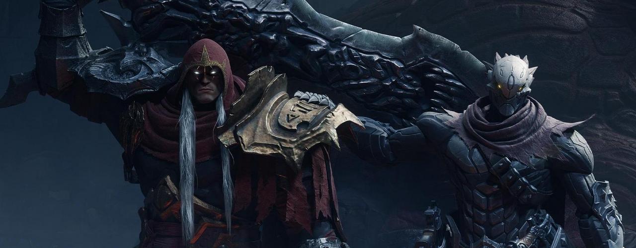 Системные требования игры Darksiders Genesis