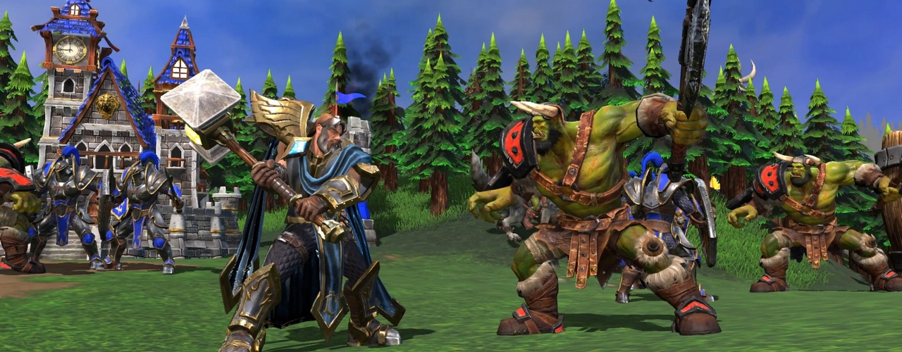 Системные требования Warcraft III: Reforged