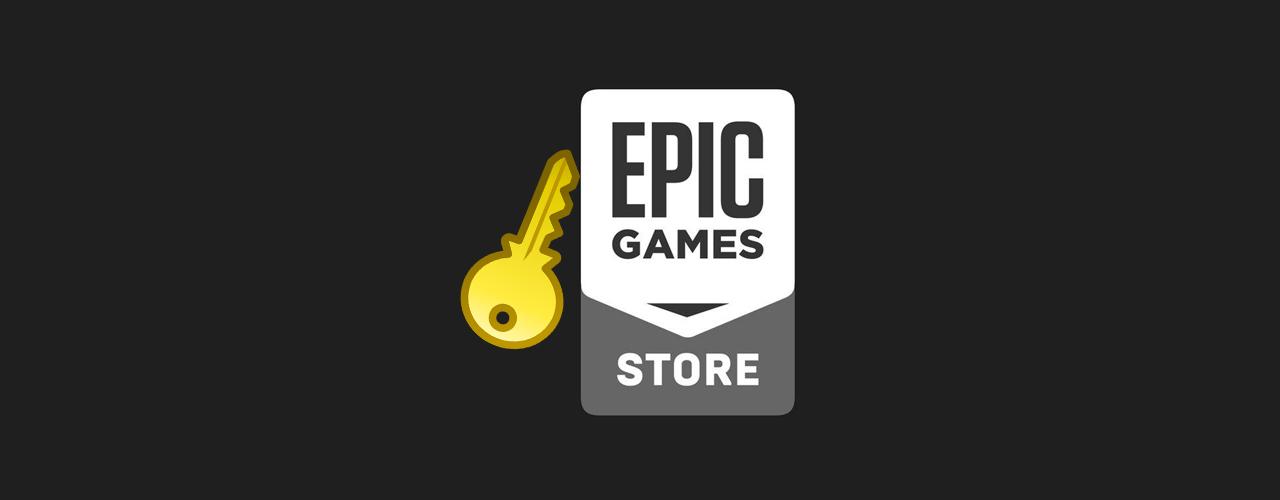 Как активировать ключ в Epic Games Launcher