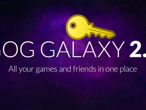 Как активировать ключ в GOG Galaxy