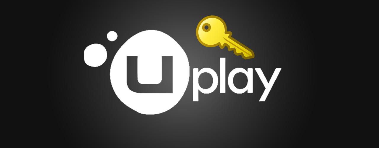 Как активировать ключ в Uplay