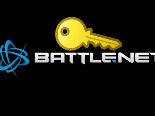 Как активировать ключ в Battle.net