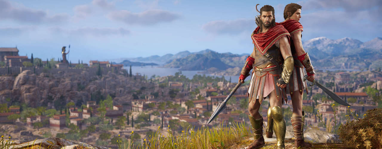 Проблема с игрой Assassin's Creed Odyssey