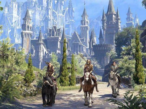 Проблемы с игрой The Elder Scrolls Online