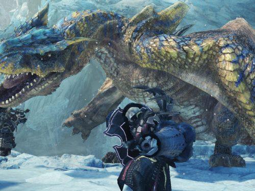 Проблемы с DLC для Monster Hunter World: Iceborne