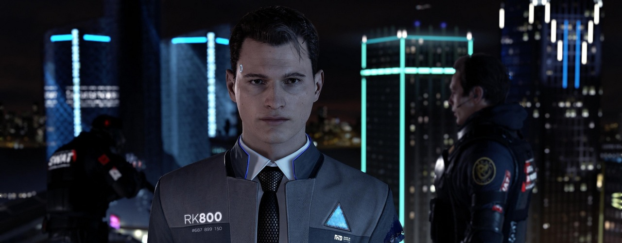 Системные требования игры Detroit: Become Human